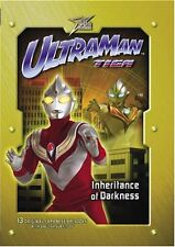 Ultraman Tiga - Vol. 4: Inheritance of Darkness (DVD, 2004, Uncut) - B16