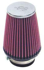 "rf-1039 k&n UNIVERSAL CROMADO Filtro 3"" FLG , 5"" B, 3-1/2"" T, 6"" H"