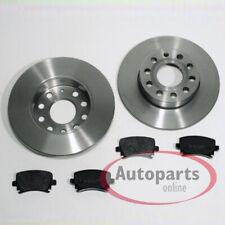 VW Passat [3C] - Bremsscheiben Bremsen Bremsbeläge Beläge für hinten Hinterachse