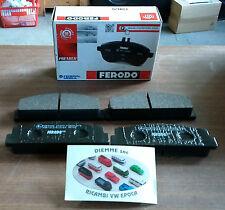 PASTIGLIE FRENO FERODO FIAT RITMO 78-82 PANDA 80-81 FIORINO 78-81