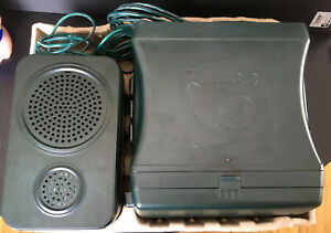 Gemmy Christmas Holiday Light Show Control Box Outdoor Speaker #19496