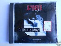 cd jazz blues soul jazz masters 100 ans de jazz billie holiday Raro cd's cds 666