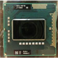 Free shipping Intel Core I7 920XM SLBLW Mobile CPU Processor 2.0-3.2G/8M