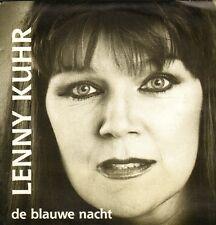 "LENNY KUHR - De Blauwe Nacht (ZELDZAME 1990 7"" VINYL SINGLE)"