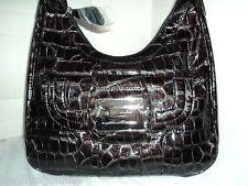 NWT GUESS BLACK ANITA TOTE Satchel Shoulder Purse Handbag Authentic