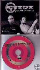 QUEENS OF THE STONE AGE Go With the Flow PROMO DJ CD Single MINT 2003