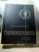 1957 University of Louisville UofL College Yearbook Kentucky KY Yearbook