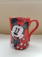 Disney Store Exclusive Minnie Mouse London Large Collectible Mug