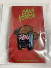 """Devils Rejects """"Thick as Thieves""""  VARIANT ROB ZOMBIE Bam Box Pin /250"""