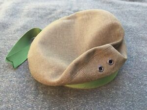 Original Genuine Scarce Irish Defence Forces Army Reserve Officers Glengarry Hat