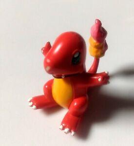 "Nintendo Pokemon Tomy Audley Charmander #004 Figurine Action Figure 2"""