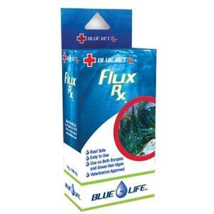 Blue Life USA Flux Rx Bryopsis Green Algae Remover Marine Reef Tank