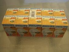PHILIPS 10 BOMBILLAS SOFT WHITE BLANCO T55  E27 ES 40W
