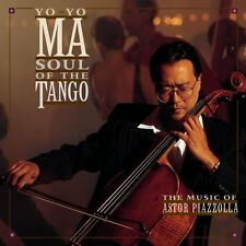 Yo-Yo Ma - Soul of the Tango: Music of Astor Piazzolla [New CD]