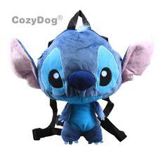 Cute Lilo & Stitch Plush Backpack Kids School Shoulder Bag Kids Lovely Gift