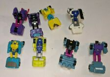 Transformers G1 Micromasters lot Micromaster