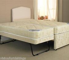 New Luxury 3ft Single Windsor 3 IN 1 Divan Guest Bed Free P&P Sleepover GuestS