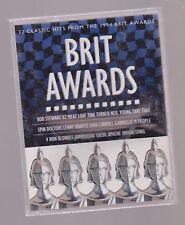 BRIT AWARDS 1994 - VARIOUS ARTISTS   New & Sealed Double Music Cassette (CM144)