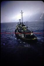 1957 COLOR ALASKA Tug Boat used to tow USS James O'Hara into Port Whittier mp42