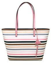 Kate Spade Kelsey Smooth Leather Peony Blush Large Tote WKRU5903 $299
