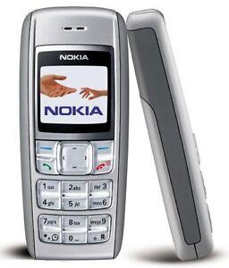 BRAND NEW NOKIA 1600 BASIC UNLOCKED PHONE - GENUINE NOKIA - RARE