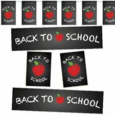 Back to School Decorations Pack - Banners - Bunting - Posters