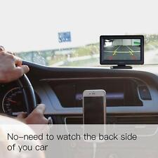 Aokur Backup Camera TFT LCD Monitor Kit, Wired 120° Wide Waterproof Starlight Ni