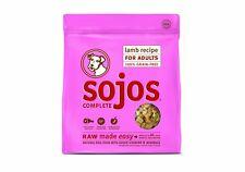 Sojos Lamb Recipe Complete Adult Dog Food, 7 Lb