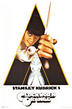 "A Clockwork Orange Movie Poster  Replica 13x19"" Photo Print"