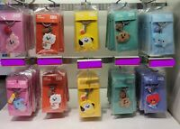 BT21 Line Friends Official baby keyring silicon key chain