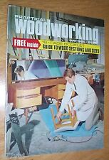 PRACTICAL WOODWORKING. 5-66. SAW SHARPENING, GARDEN TABLE & BENCH, BIRD TABLE et