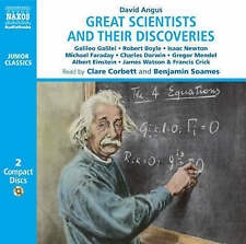 English Science CD Audio Books