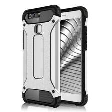 Handy Schutz Hülle für Huawei Hybrid Tasche Sto�Ÿfest 360 Full Cover Case Rugged