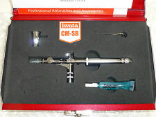 ANEST IWATA CM-SB2 Custom Micron Airbrush CM-SB Successor Model 0.18mm ICM3002