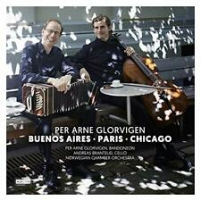 Glorvigen Per Arne-Buenos Aires - Paris - Chicago (UK IMPORT) CD NEW