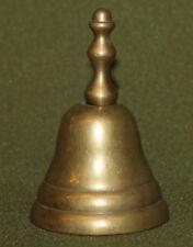 Antique hand made brass bell