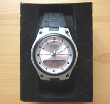CASIO Illuminator 2747 Telememo 30 Armbanduhr AW-80 wrist watch analog/digital