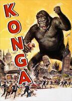 Konga DVD 2019 BRAND NEW FAST SHIPPING