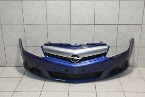 Stoßstange vorne Frontstoßstange Frontschürze Z21B Ultrablau Opel Tigra B