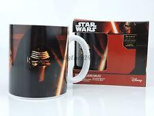Kylo Ren Star Wars VII Tasse à café gobelet céramique lait Cacao Thé Pott NEUF