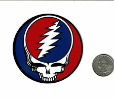 "3"" Steal Your Face Magnet auto magnets Grateful Dead car syf magnetic"