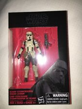 Star Wars The Black Series SCARIF STORMTOOPER SQUAD LEADER ~ 3.75 Inch Figure
