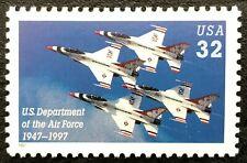 1997 Scott #3167 - 32¢ - U.S. AIR FORCE - Single Mint NH