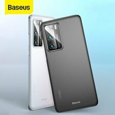 Baseus 0.4mm Ultra Thin Shockproof Phone Case Cover Shell for Huawei P40 Pro