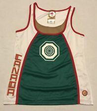 Olympic Team Women's Athlete Top Tank Sleeveless Jersey Canada HBC G3