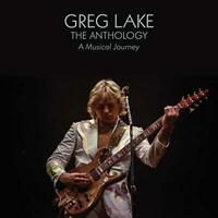 Greg Lake - The Anthology: A Musical Journey (NEW 2CD)