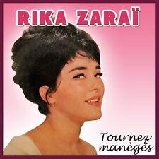 CD Rika Zaraï : Tournez Manèges / IMPORT