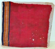 Coptic fabric ancient red Lot 268