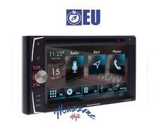 MACROM M-DVD6000 2DIN AUTORADIO USB BLUETOOTH DVD NAVIGAZIONE > MAPPA EU OMAGGIO