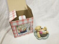 "Cherished Teddies ""Eileen A  Little Swimmer With Big Dreams"" Boxed"